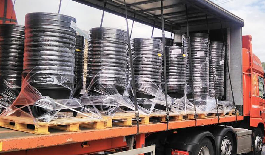 Accesso 600 Series Inspection Chambers on the move