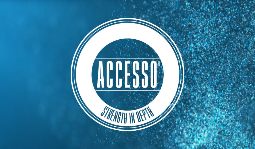Accesso Setting New Standards