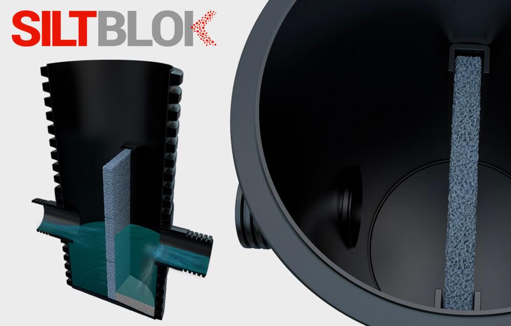 Silt Sentinel SSSB500 SILTBLOK featured product