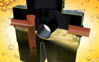 More volume… more solids storage… better separation